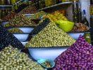 Aceitunas zocos Marrakech