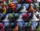 Cerámica en Marrakech