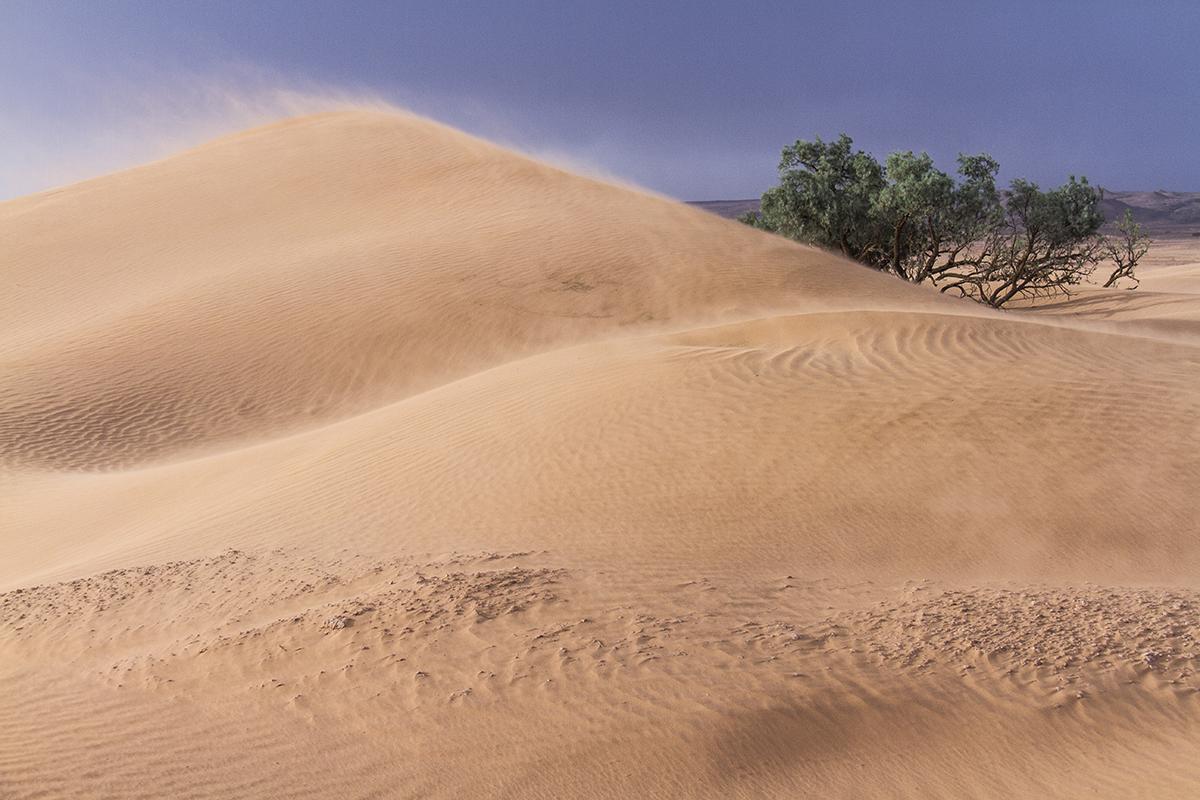 Dunas en Marruecos