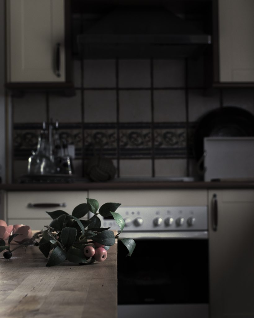 Cocina storytelling fotografia