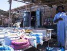 Mercados en el Sahara