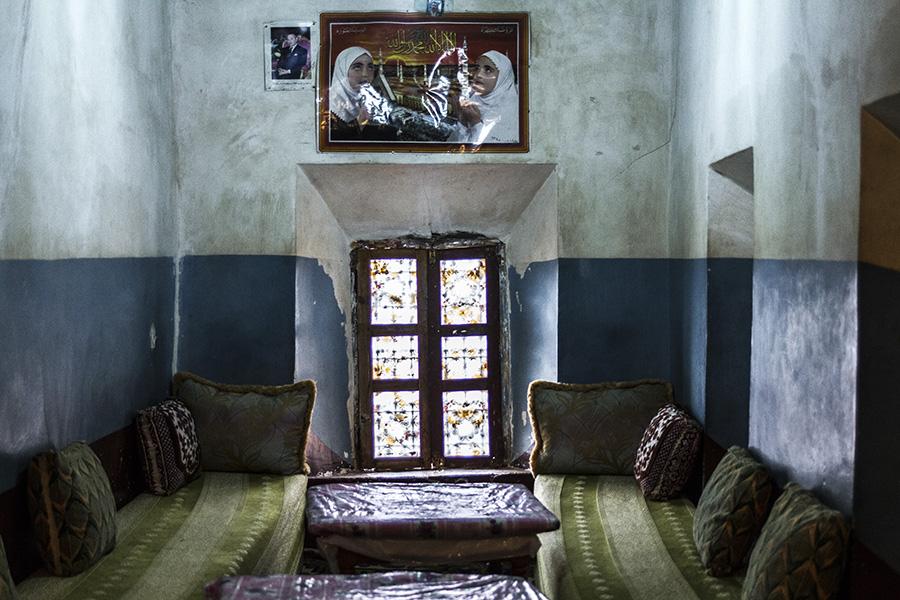 Fotografia casa bereber