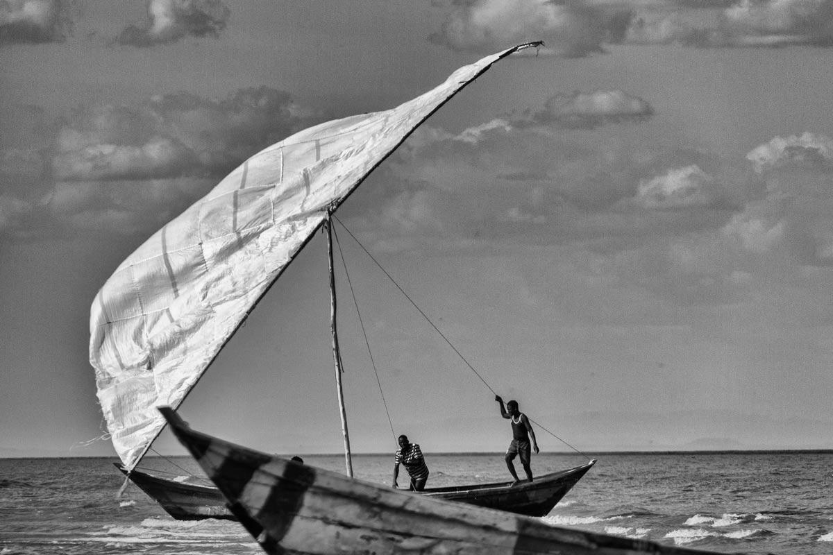El Lago Turkana y los veleros