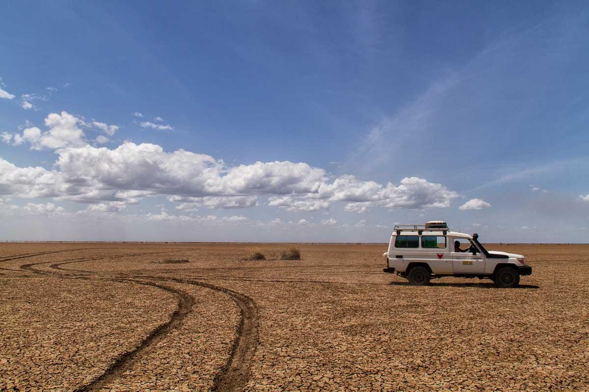 El desierto de Turkana