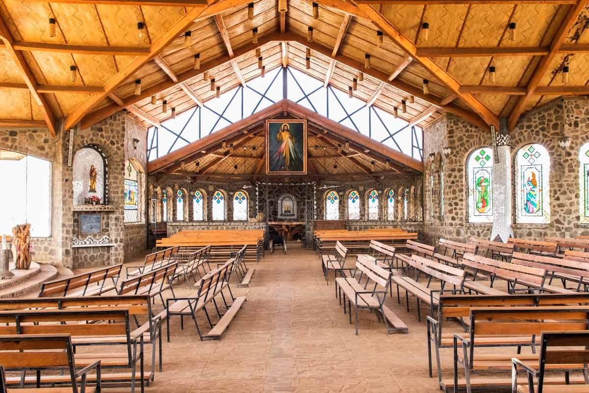 Iglesia en Nariokotome