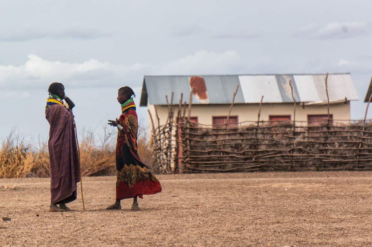 Kokuro en Turkana