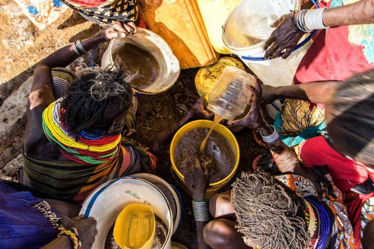 Lucha por agua potable en el Condado de Turkana