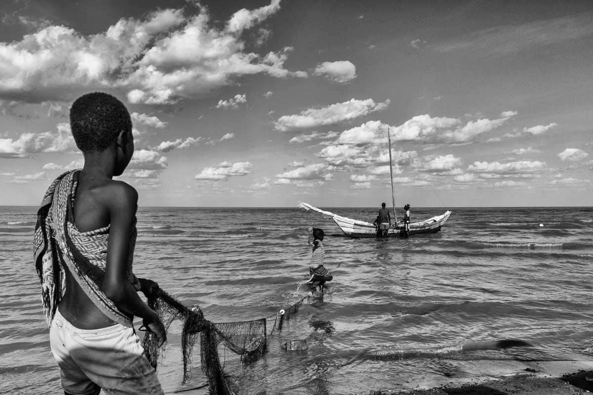 Niñez en el Lago Turkana