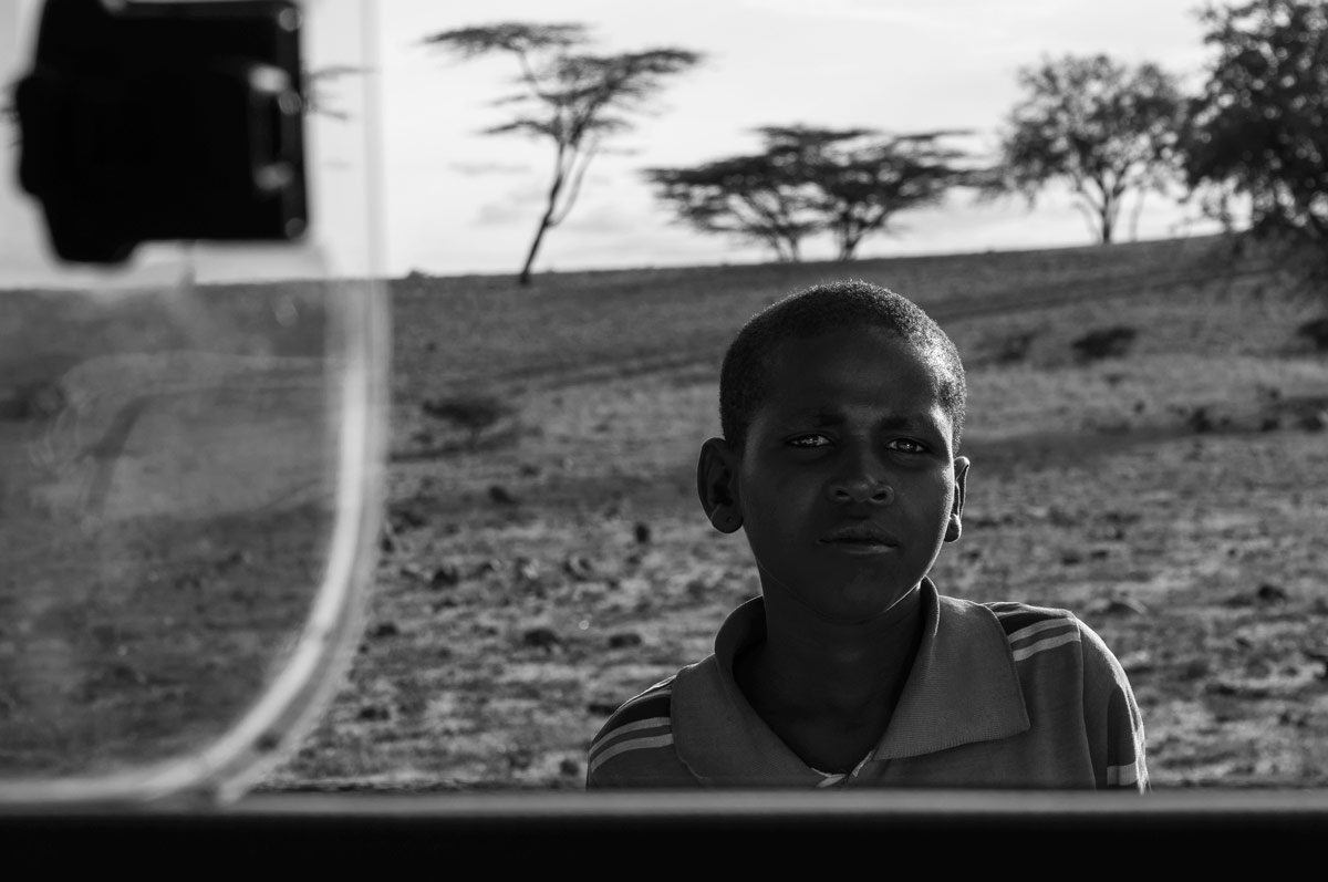 Niño en Turkana