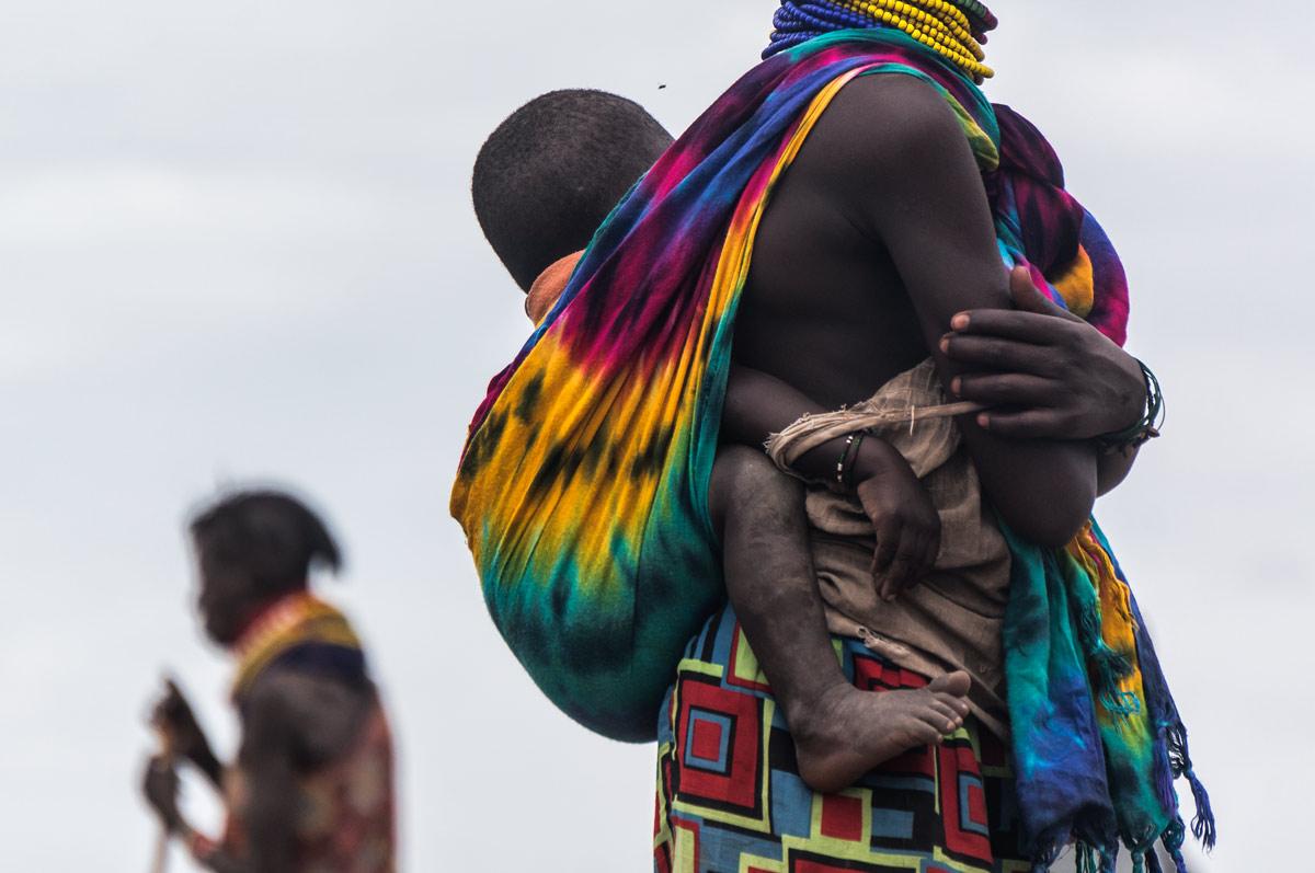 Reunión en Kokuro Turkana