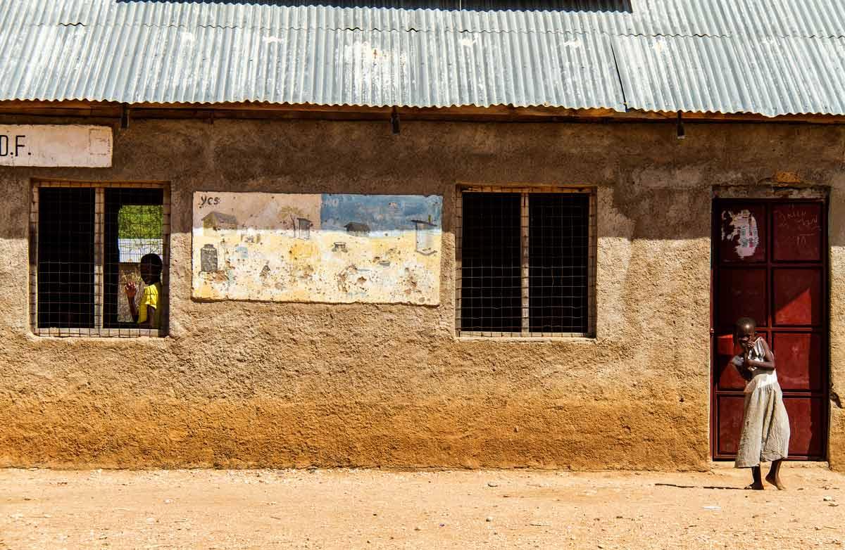 Escuela de Oropoi