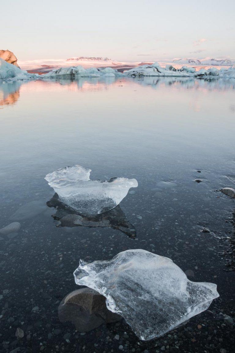 Jokulsarlon Islandia