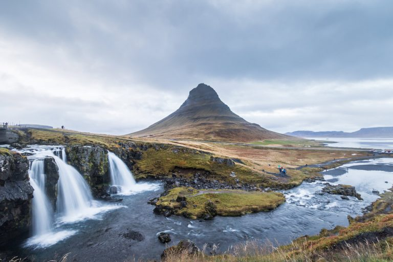Kirkufell Islandia