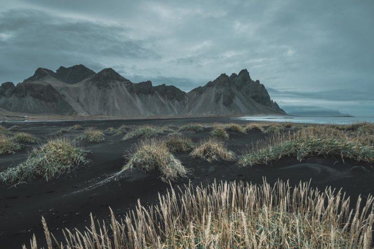 Stokksnes Beach Islandia