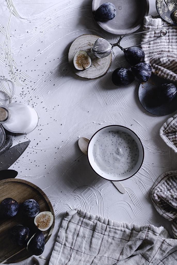 Pudding de chía receta FODMAP