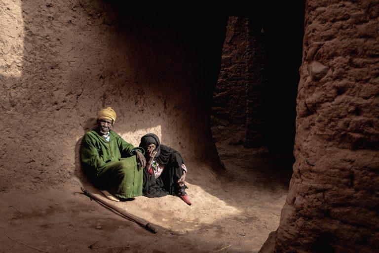 Bereberes en el Sahara