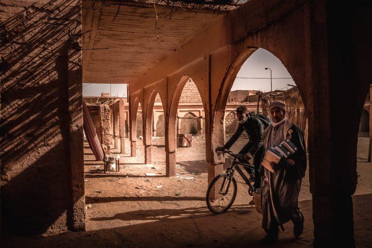Mercados de Marruecos