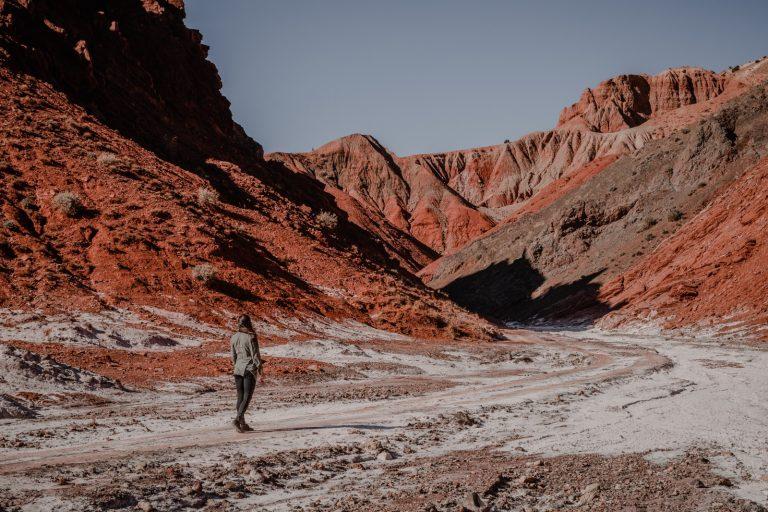 Mina de sal Marruecos