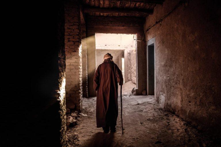 Pueblos de barro Marruecos