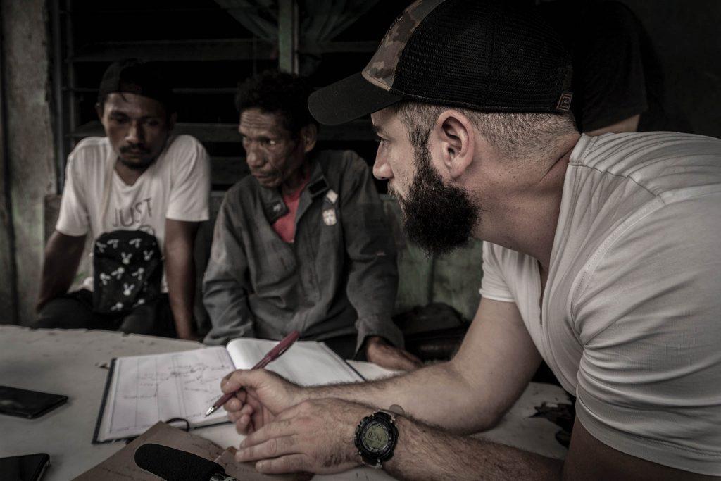Expedición Papua Kampung Mosso