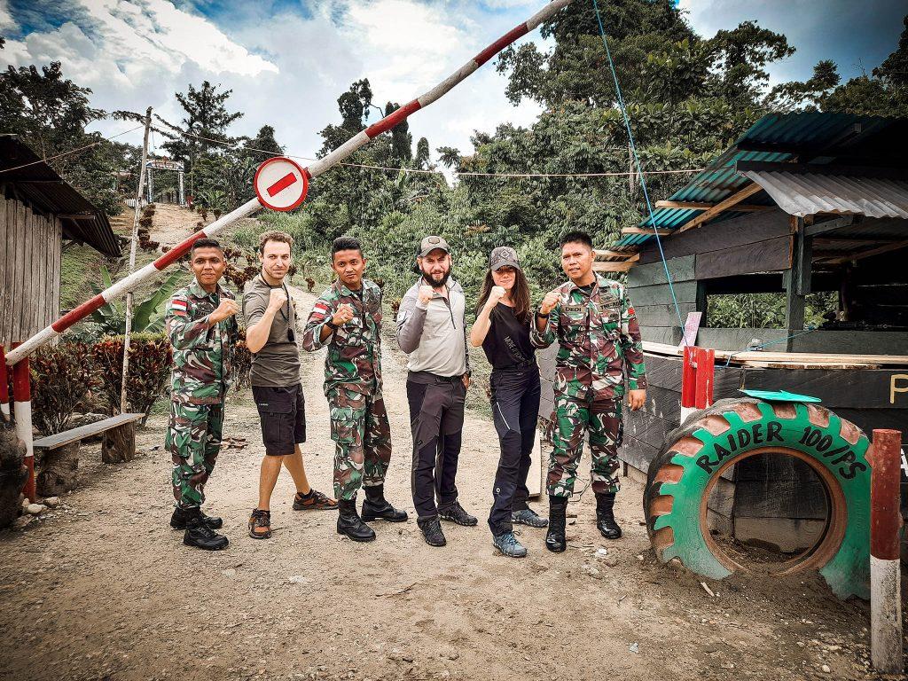 Military POS Papua