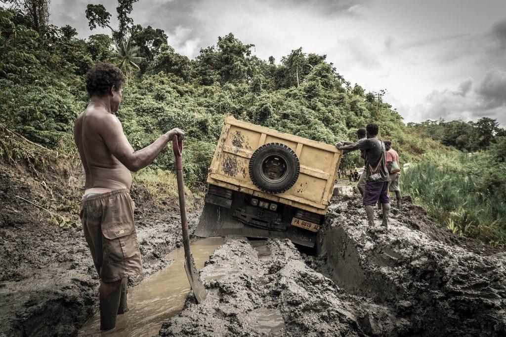 Pista Trans papuana