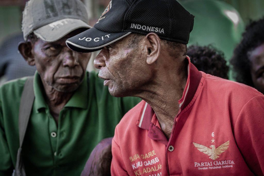 Precio de la novia Papua