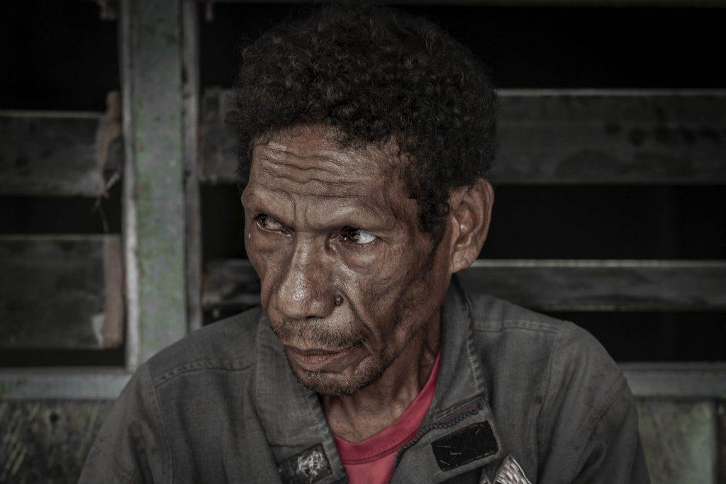 Thomas Kampung Mosso Papua