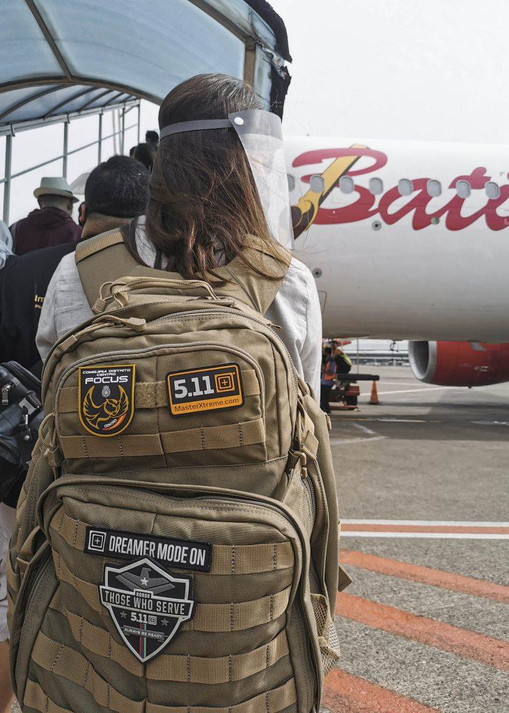 Volar durante una Pandemia Indonesia