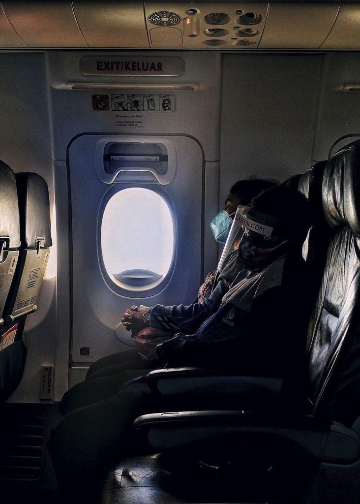Volar durante una Pandemia Papua