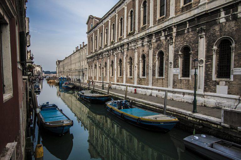 Un dia en Venecia