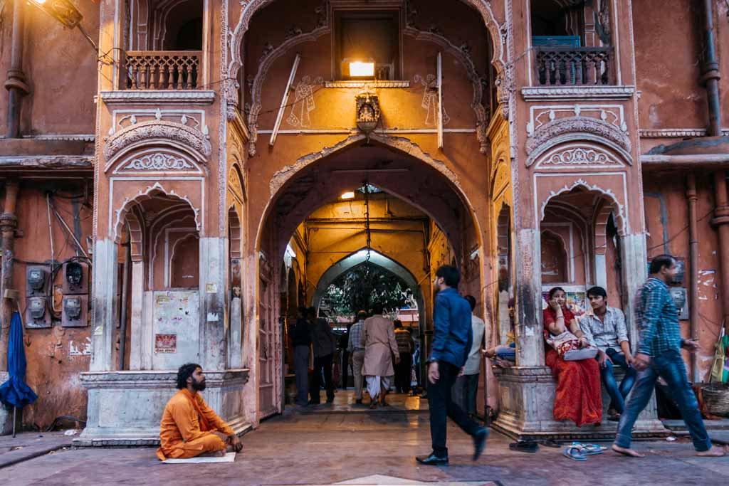 Jaipur Templo