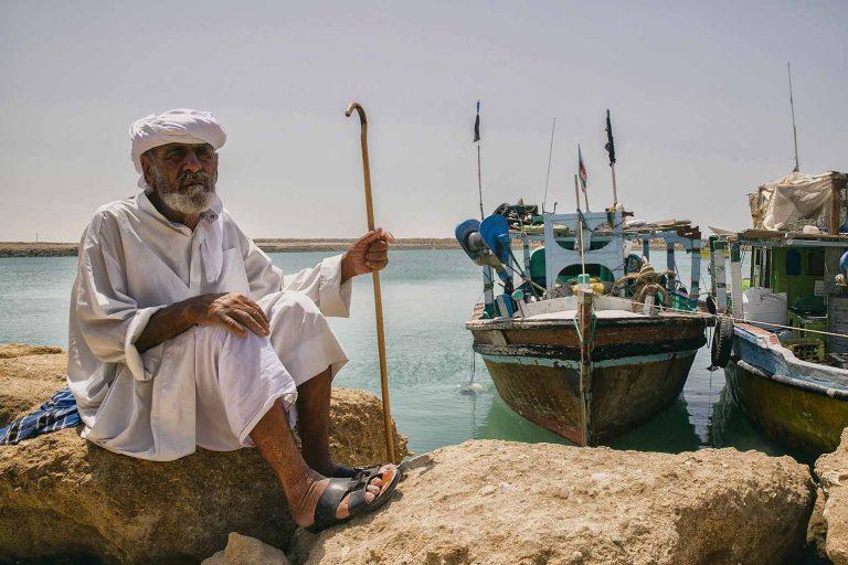 Puerto de Kuh Mobarak