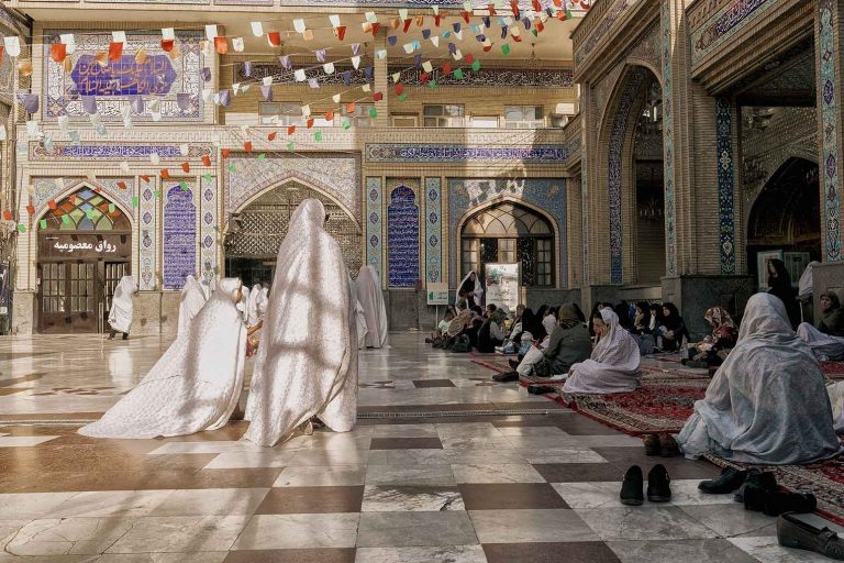 Rezo en Imamzadeh Saleh