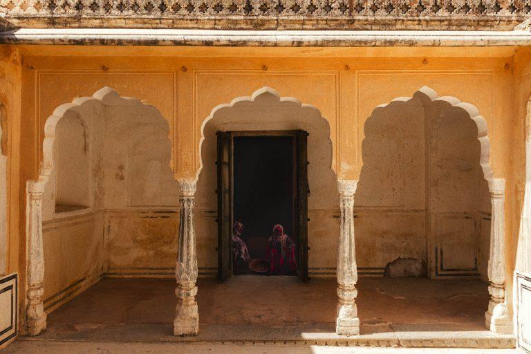 Viaje a India Jaipur Fuerte Amber